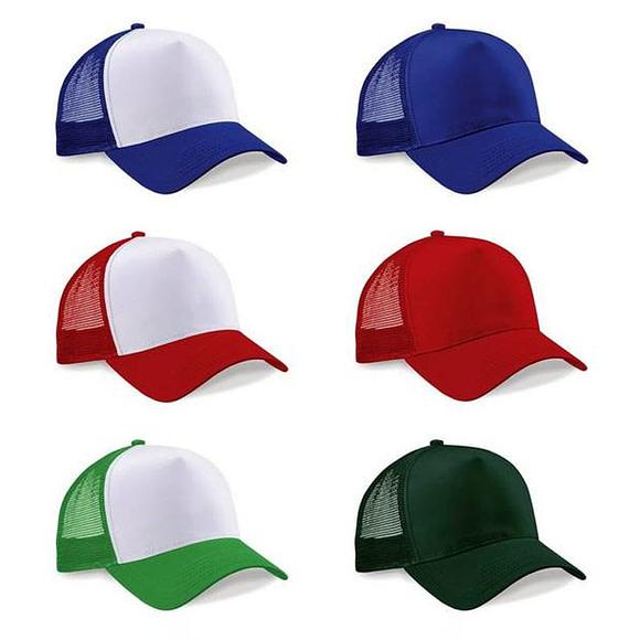 Trucker Caps med Logo