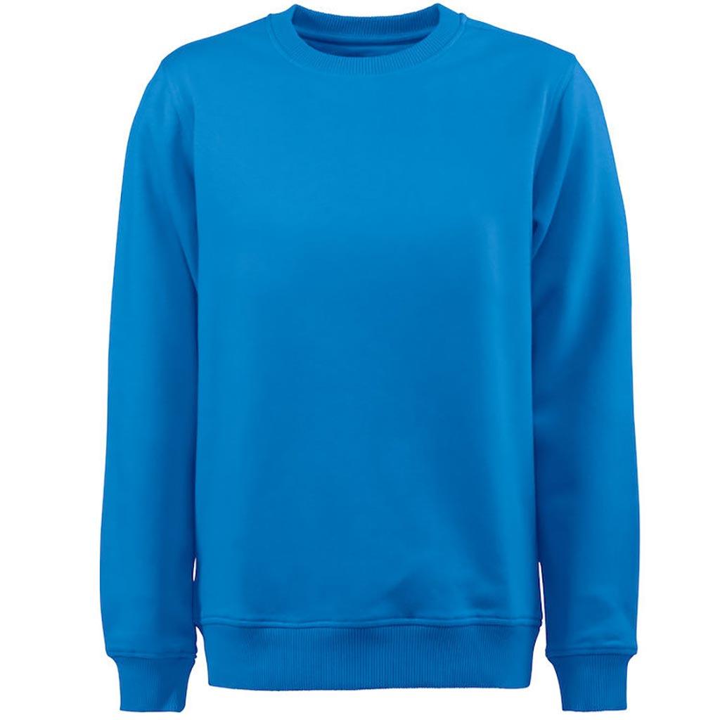 Profilklær Sweatshirt med Logo Brodert