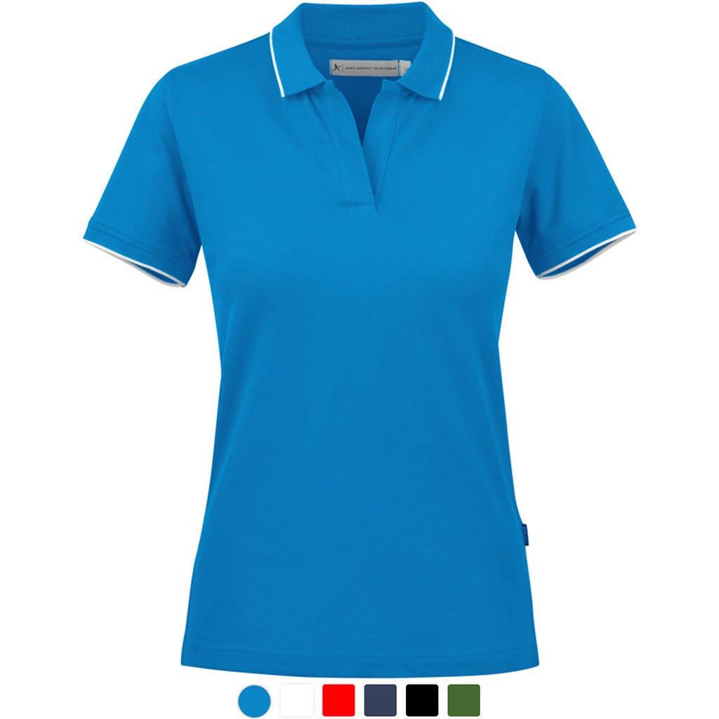 Profilkær Polo Skjorte Dame