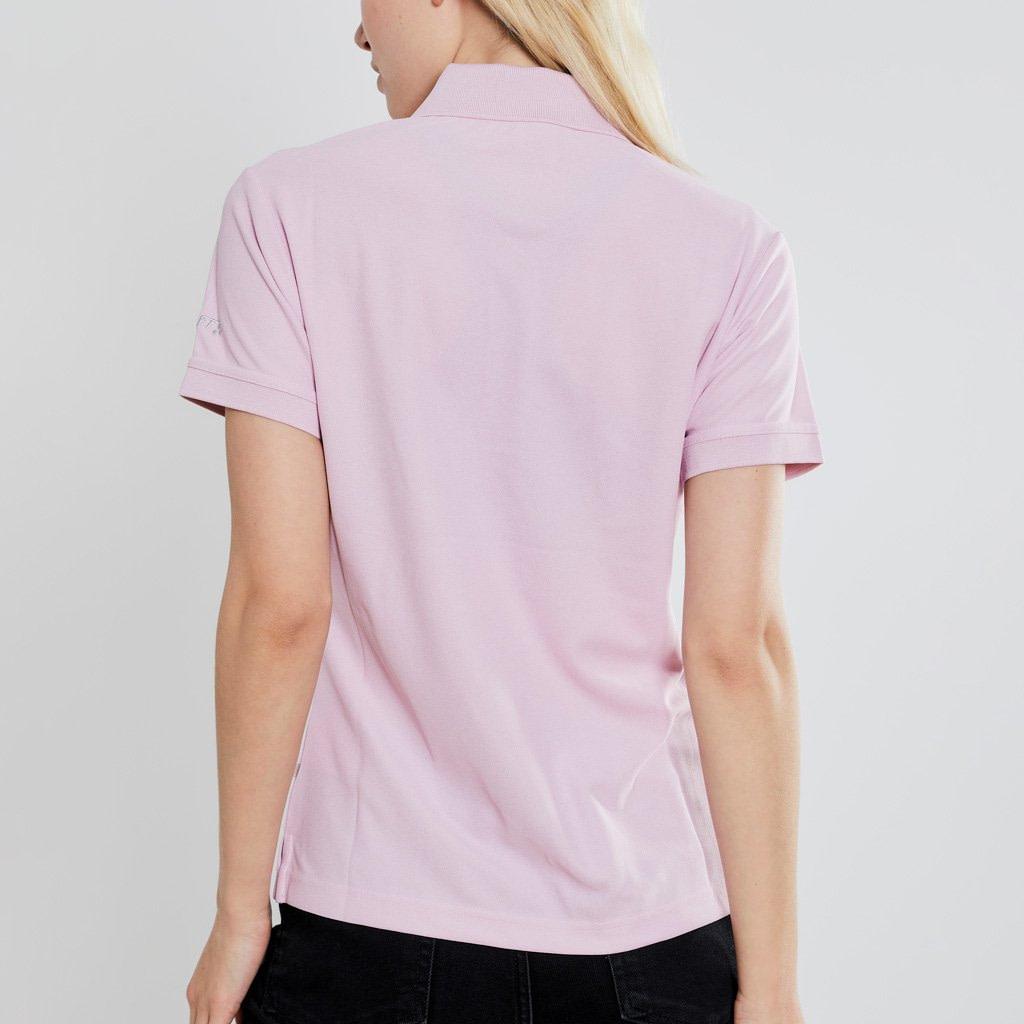 Polo Shirt Dame Craft Profilklær med Logo Brodert