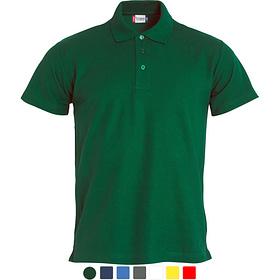 Profilklær Polo Shirt med Logo Brodering