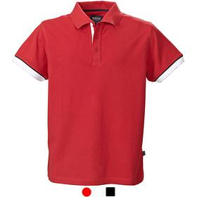 Profilklær Polo Skjorte Logo Brodering