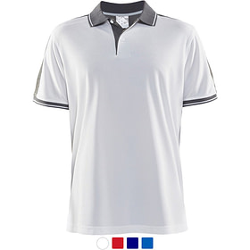 Profilklær Craft Polo Shirt Logo Brodering