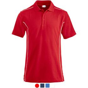 Profilklær Polo Shirt Logo Brodert