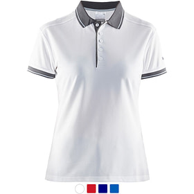 Polo Shirt Dame Craft Profilklær med Logo