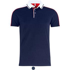 Profilklær Polo Shirt med Logo Brodert