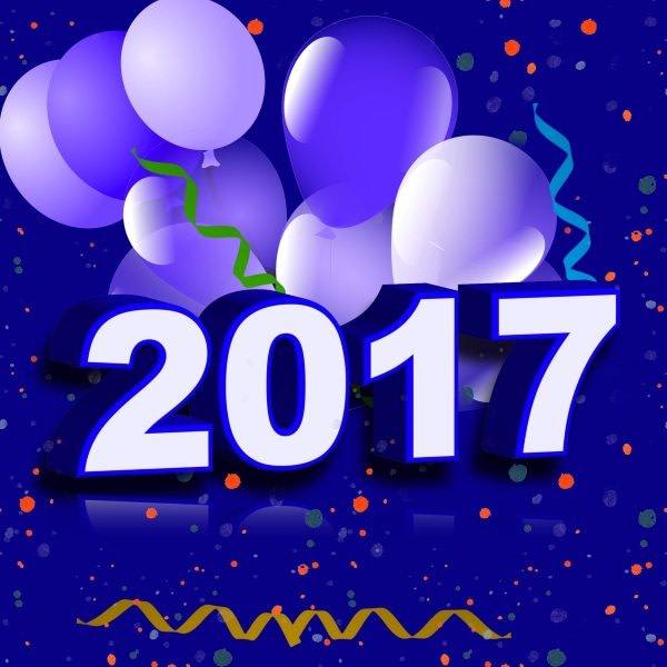 godt nyttår 2017 logotextil