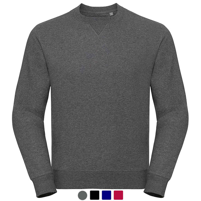 Profilklær Genser Sweatshirt Melange Logotextil