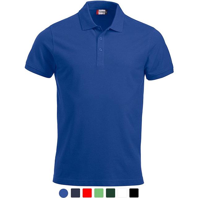 Profilklær Polo Skjorte med Logo Brodering
