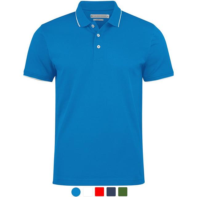 Polo Shirt Profilklær Logo Brodering