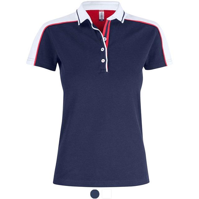 Polo Skjorte Dame Profilklær med Logo Brodering