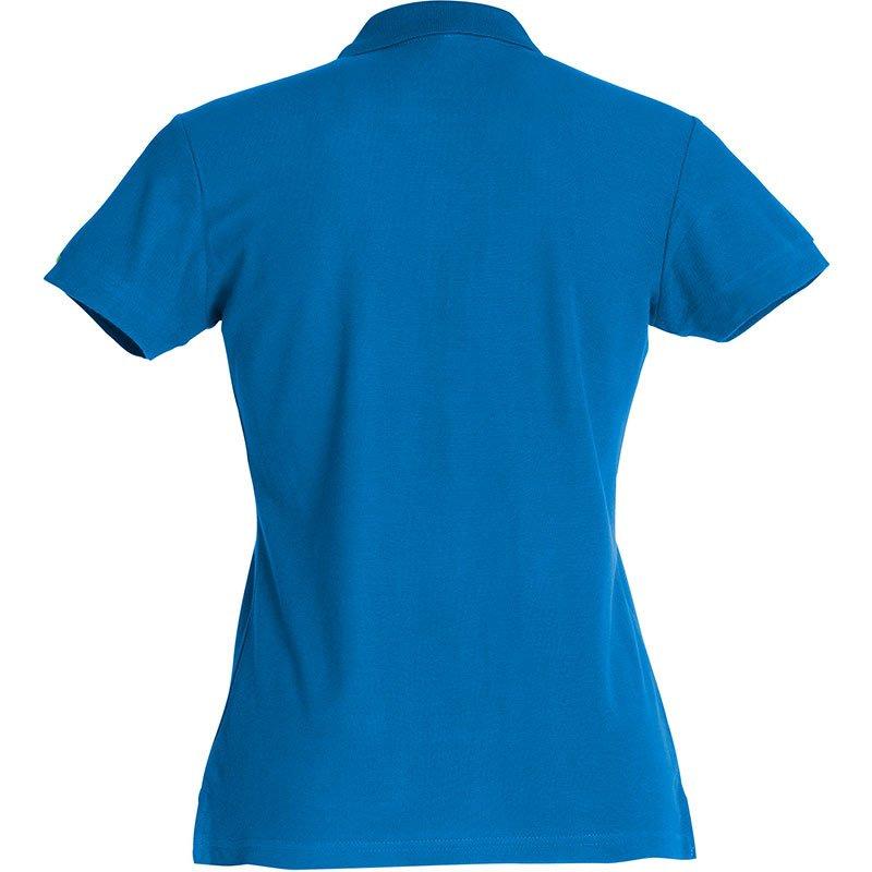Polo Skjorte Dame Bak