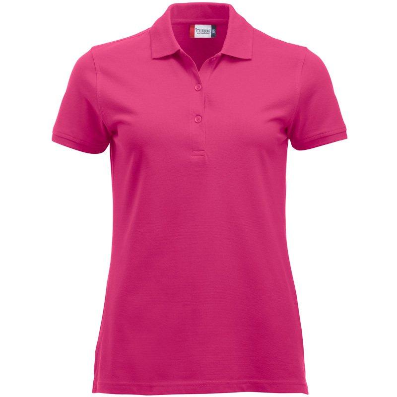 Profilklær Basic Polo Shirt Dame