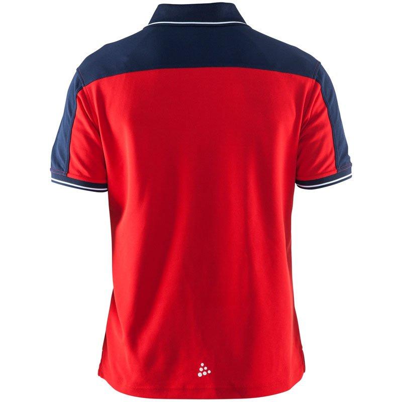 Polo Shirt Craft Profilklær med Logo