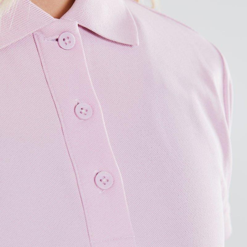 Polo Shirt Dame Pique Classic Craft Profilklær