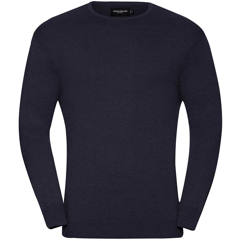 Crew Neck Knitted Pullover Sweater Promowear Workwear