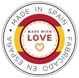 Bordados TradingPost Spanien tillverkad med Kärlek