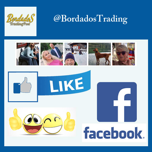 Like Bordados TradingPost på Facebook