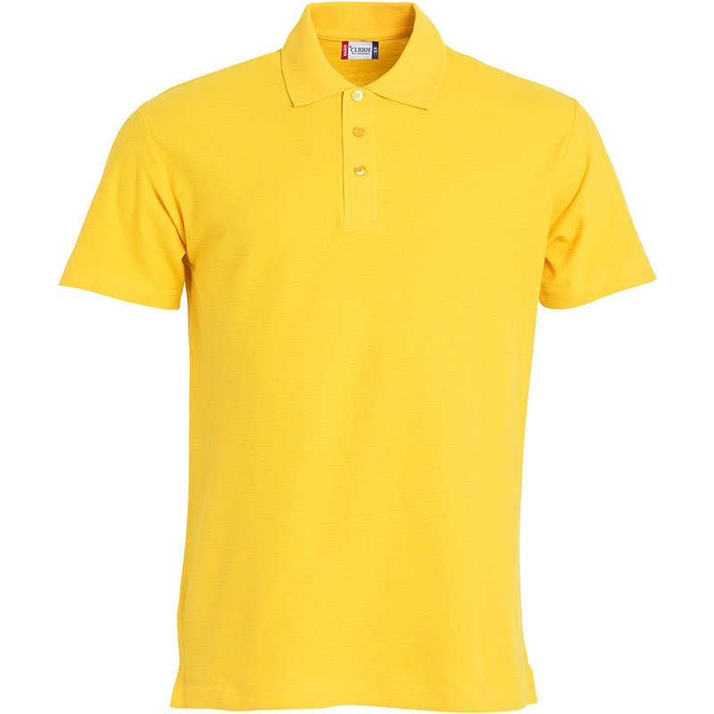 Promowear Polo Shirt with Logo Embroidery Personalised Clothing