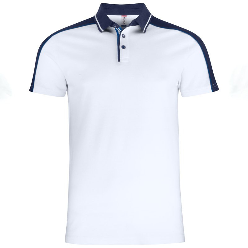 Personalised Clothing Polo Shirt Logo Embroidery Promowear