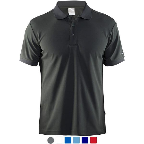 Polo Shirt Craft Sportswear Promowear Logo Embroidery