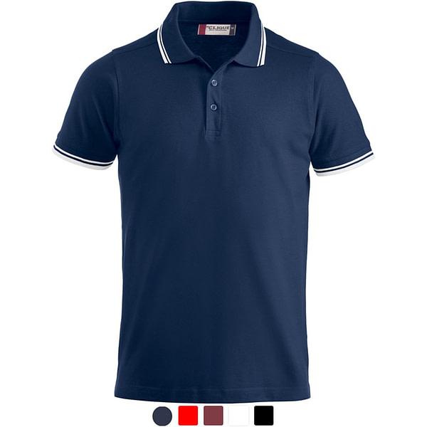 Polo Shirt Promowear Logo Embroidery
