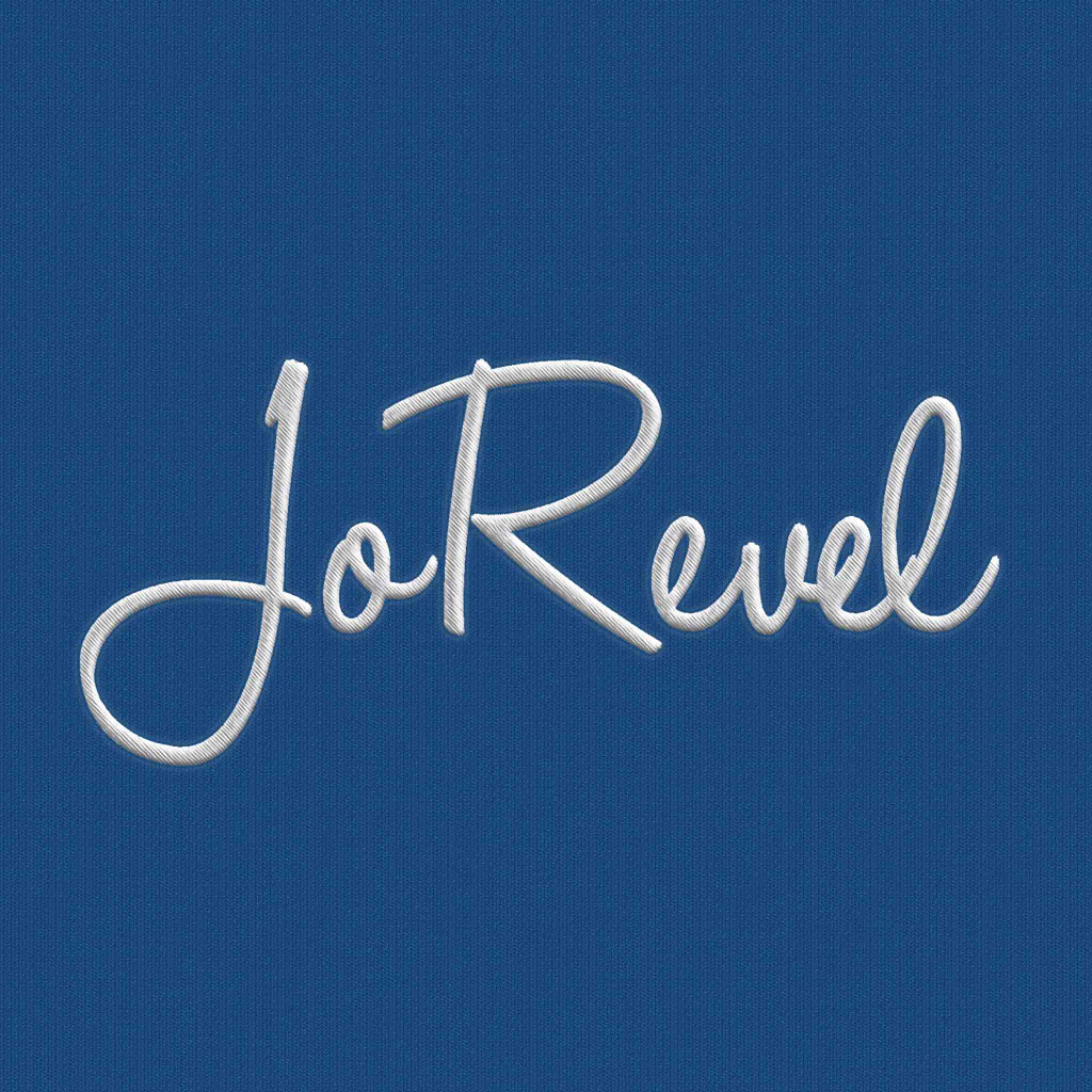 JoRevel Embroidered Clothing Collection