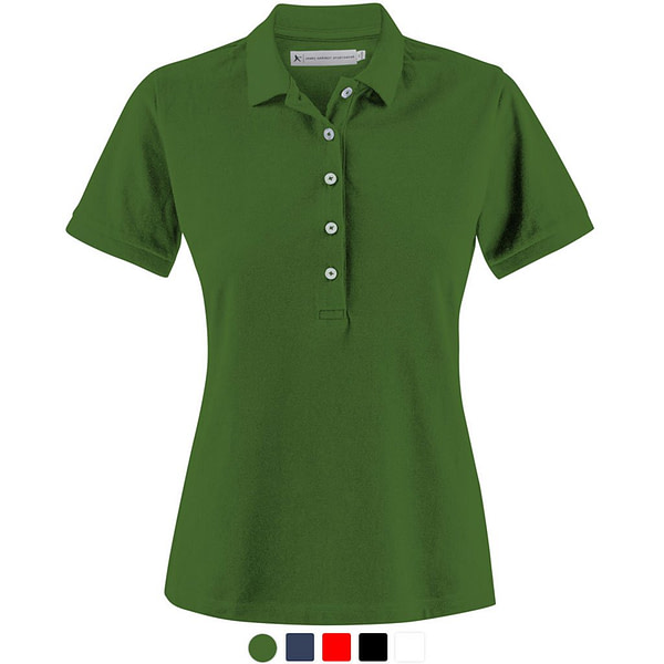 Promowear James Harvest Polo Shirt Promowear Logo Embroidery
