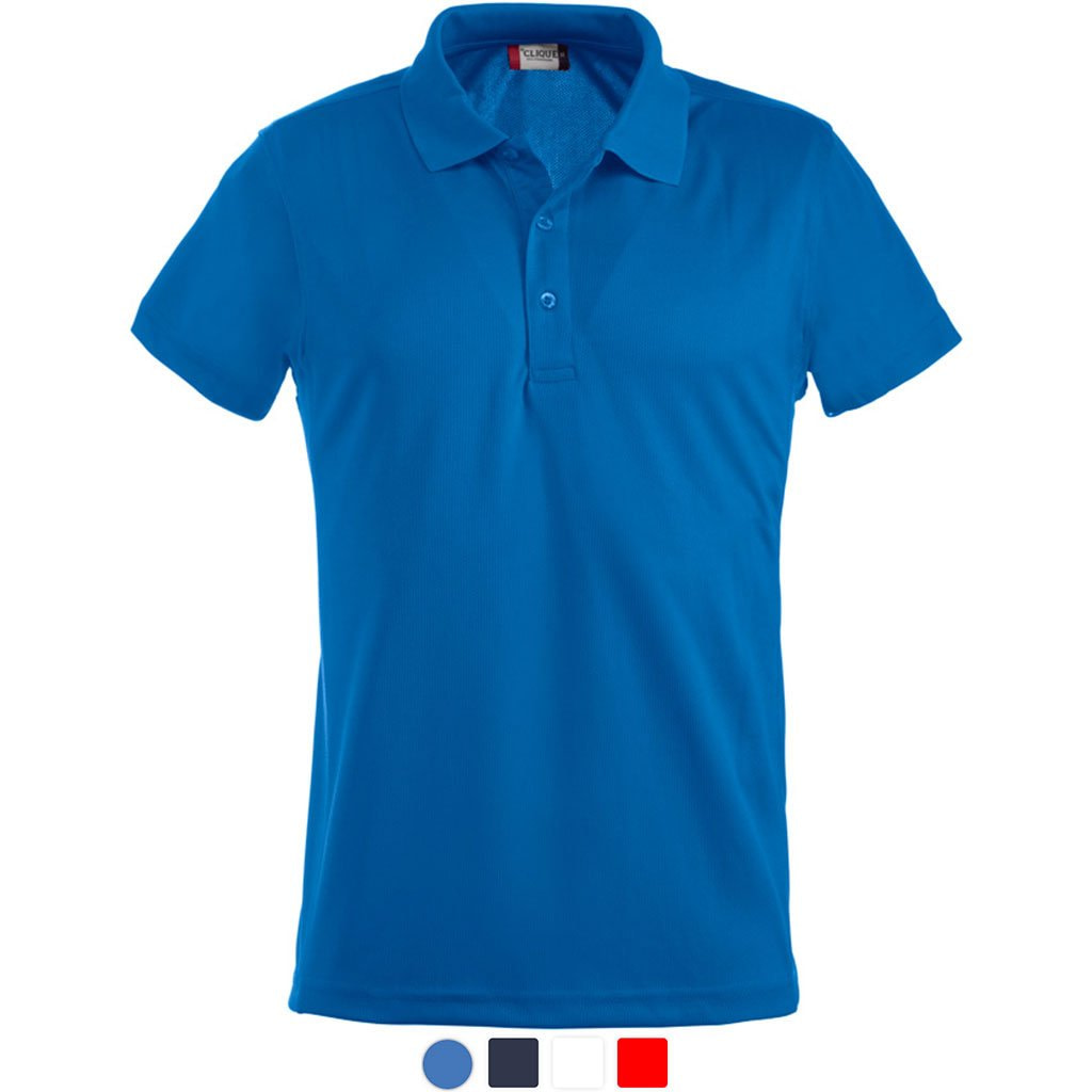Personalised Clothing Polo Shirt Promowear Logo Embroidery