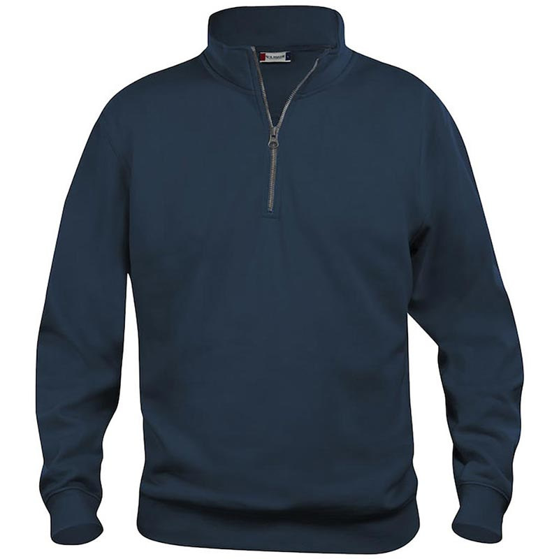 Promowear Sweatshirt with Logo Embroidery