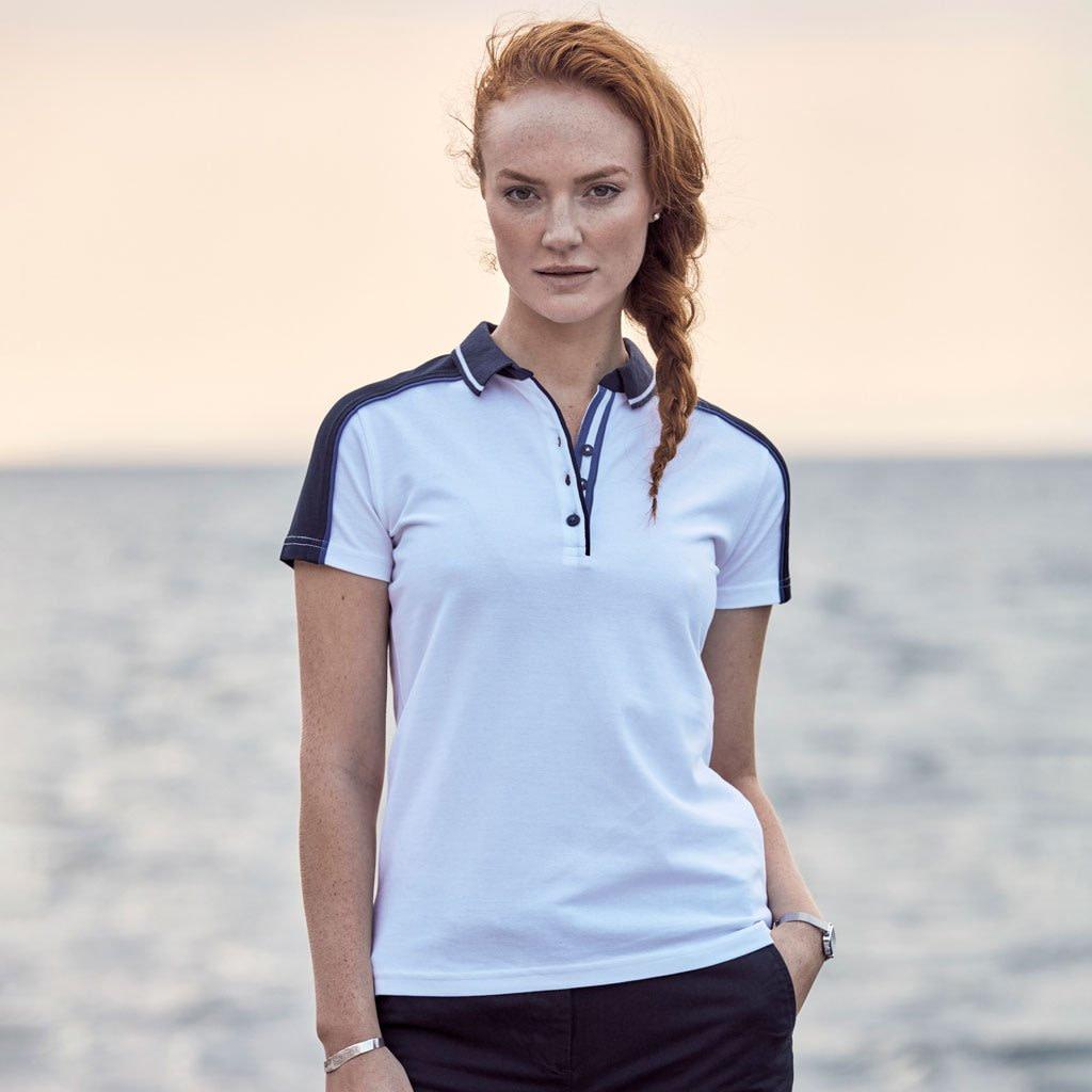 Personalised Clothing Polo Shirt Logo Embroidery Promowear