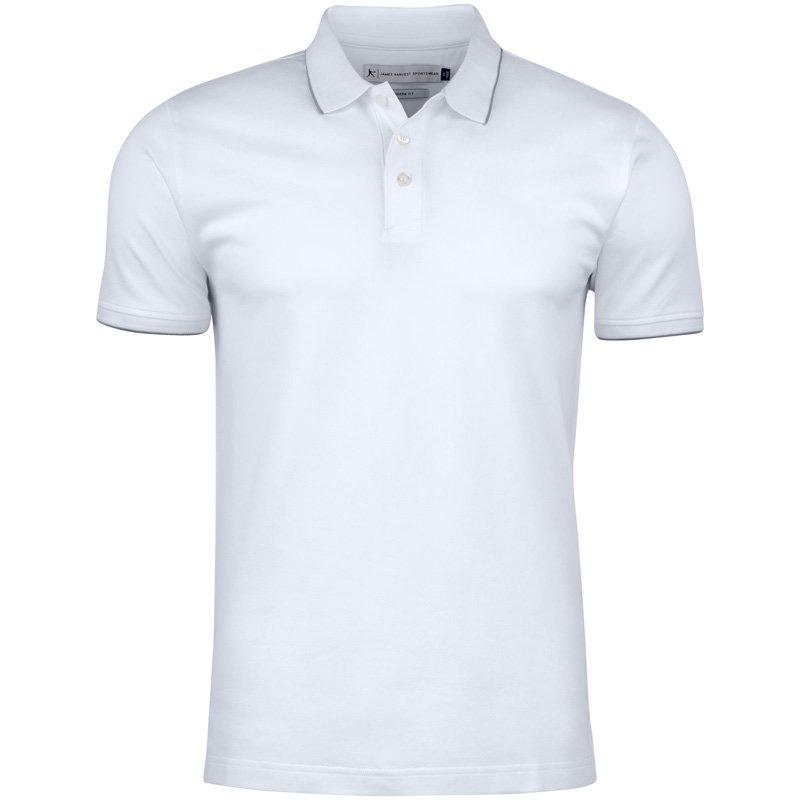 Polo Shirt Sportswear James Harvest Promowear Logo Embroidery