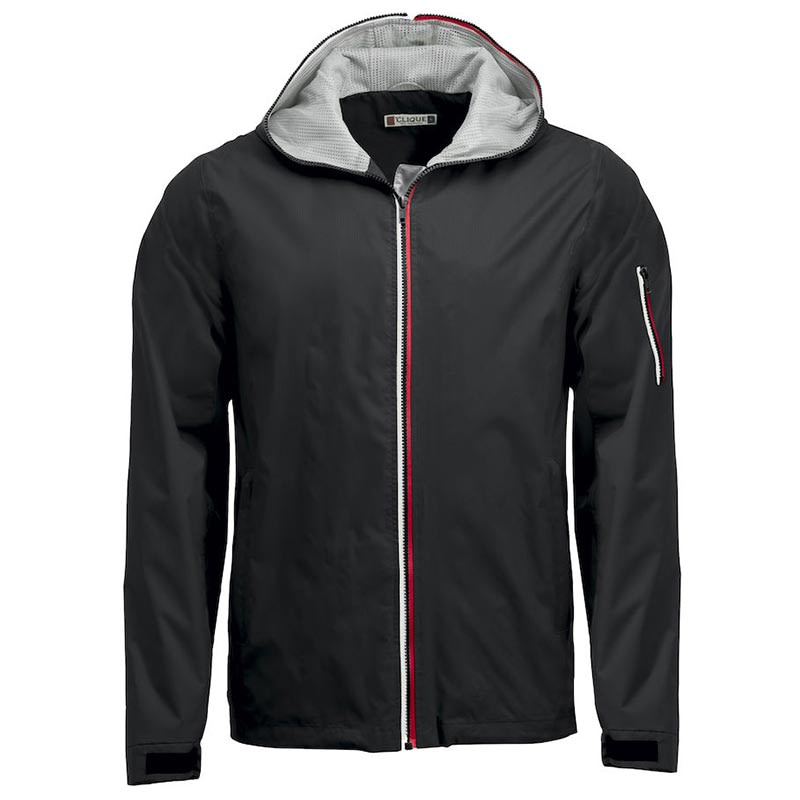 Promowear Jacket with Logo Embroidery