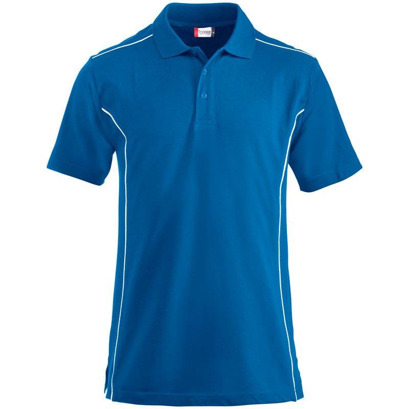 Promowear Polo Shirt Logo Embroidery Personalised Cloting